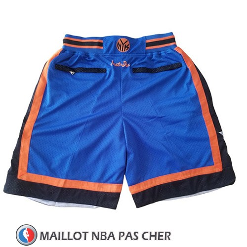 Short New York Knicks Just Don Bleu