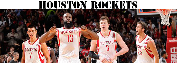 Maillot NBA Houston Rockets Pas Cher
