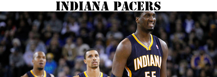 Maillot NBA Indiana Pacers Pas Cher