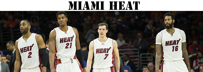 Maillot NBA Miami Heat Pas Cher