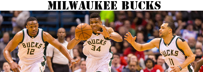 Maillot NBA Milwaukee Bucks Pas Cher