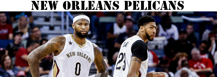 Maillot New Orleans Pelicans Pas Cher