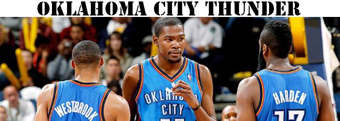 Maillot Oklahoma City Thunder Pas Cher