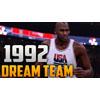Short Basket USA 1992 Pas Cher