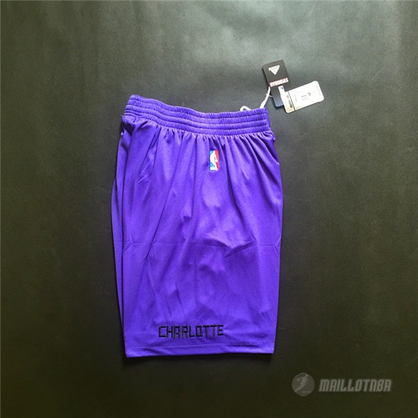 Short Bleu New Orleans Hornets NBA