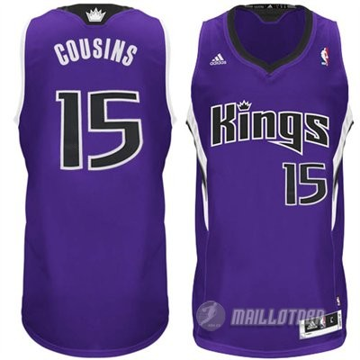 acheter maillot sacramento kings cousins 15 violet. Black Bedroom Furniture Sets. Home Design Ideas
